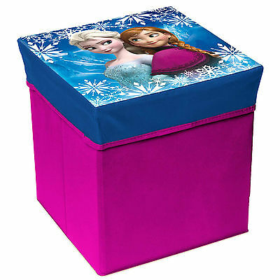 Floor Seat Storage Child Disney Frozen