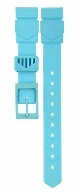 Tag Heuer TAG HEUER BLUE RUBBER STRAP FOR FORMULA ONE LADY 361.508 ACC2673