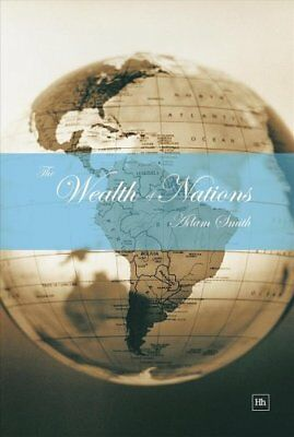 The Wealth of Nations by Adam Smith 9781905641260 (Hardback, 2007)