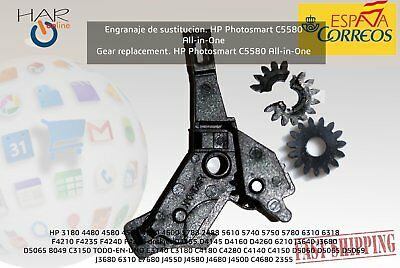 ENGRANAJE RECAMBIO HP C5580 * GEAR REPLACEMENT HP Photosmart C5580 All-in-One