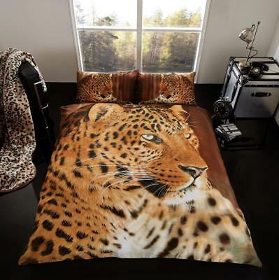 X Large Winter 2 x 2.4 Meter Queen Size Plush Mink Blanket - Leopard