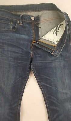 Vintage Mens Pre-Loved Levis Strauss 513 Jeans*size*w32*l32* Great Condition