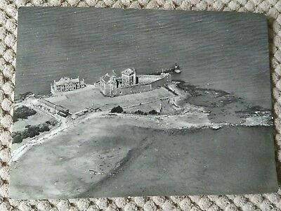 Vintage Scottish Postcard Blackness Castle From The Air