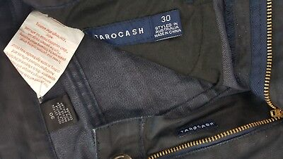 Vintage Mens Pre-Loved Tarocash Jeans*size*30*great Condition