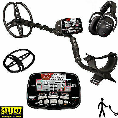 Garrett AT Max Metal Detector - Waterproof, Deep & Sensitive NEW MODEL