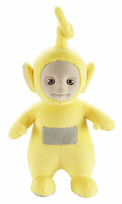 Teletubbies Talking Laa-Laa Soft Toy Yellow Baby Cute Cuddly Plush Sound Effects