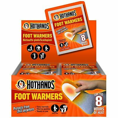 Hot Hands Foot Warmers - 40 Pairs