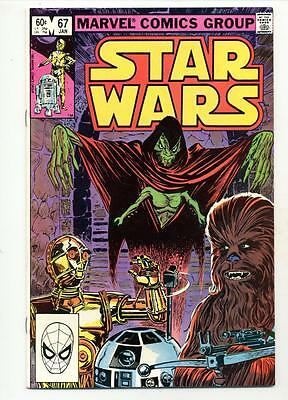 Star Wars #67    Death of the Darker
