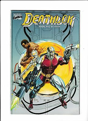 Deathlok No.1-4(SET)   : 1990 :   : Fantastic Must Own Set! :