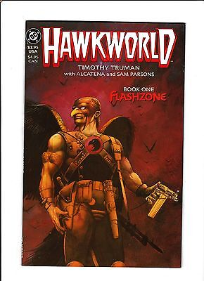 Hawkworld #1-3 Set Only  [1989 Vf-Nm]  Great 3Part Story!