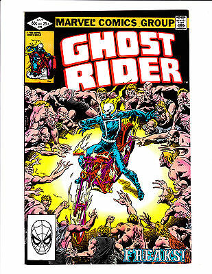 """Ghost Rider   No.70    : 1982 :     : """"Freaks!"""" :"""