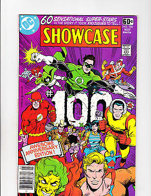 Showcase  No.100   : 1978 :   : Awesome Anniversary Edition! :