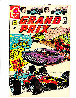 """Grand Prix  No.29    : 1970 :    : """"Not For Reel"""" :"""