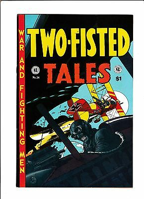E.c. Classic Reprint  [1974 Fn]  Two-Fisted Tales #34