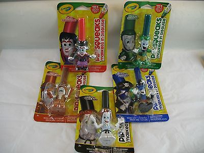 Crayola Markers in Disguise lot of 5 new in package Series 1