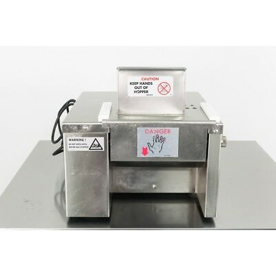 Used Hollymatic TR-1200 Meat Tenderizer