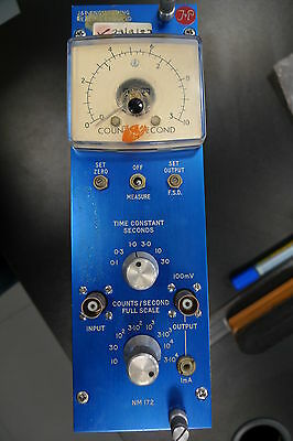 Timer Counter NIM Nuclear Instrumentation Module NM172