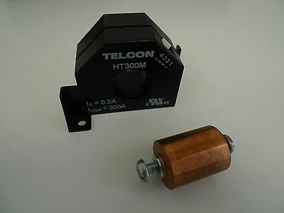 Telcon HT300M Hall Effect Current Transformer Electronic Lab Apparatus