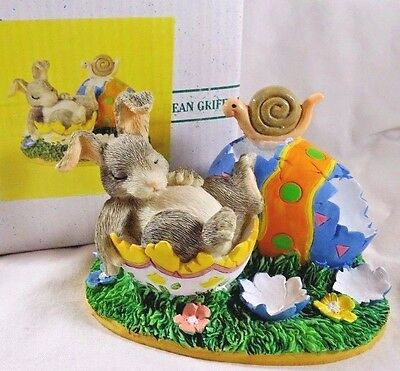Charming Tails Figurine After the Hunt Easter