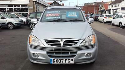 2007 SSANGYONG KYRON 2.0 Diesel SE Automatic From GBP3,995 + Retail Package