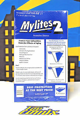 Mylites 2 Current  (Order In 50) *fast Free Shipping*