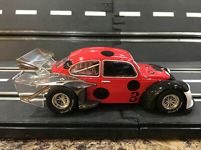 1/32 Carrera Volkswagen VW Group 5 Beetle Bug Ladybug ANALOG