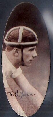 Carreras-Popular Personalities (Oval)-#61- Cycling - Horn