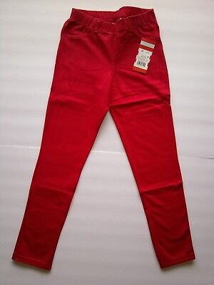 Cat & Jack Size 6X Red Legging Pants for Girls
