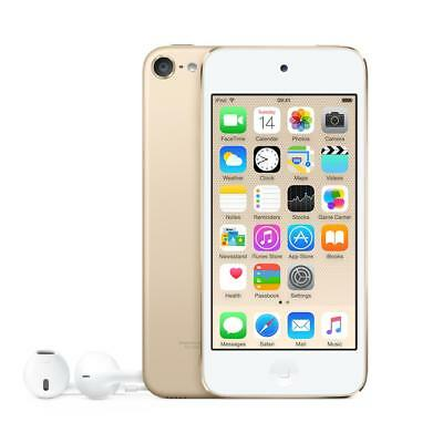 """Apple ipod Touch 4"""" 64Gb 6a GEN Gold Chip A8 - Foto 8MP"""