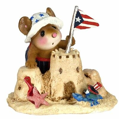 Wee Forest Folk M-349b Freedom Fort - USA Factory Special