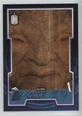 2015 Topps Dr Who Blue #65 Characters The Face of Boe /199 Non-Sports Card 1j8