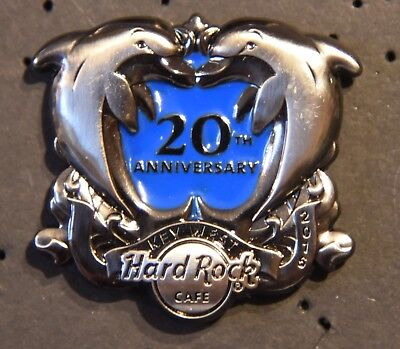 Hard Rock Cafe Key West 20th Anniversary pin
