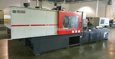2005 Milacron NT440-41 (W28A0300008), used plastic injection molding machine