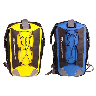 SS LUCKSTONE Outdoor Backpack 30L Waterproof Bags Forest Exploration Travel Raft