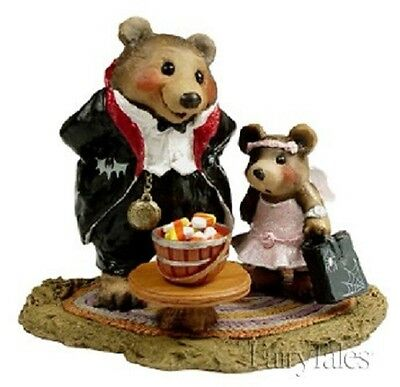 Wee Forest Folk BB-12a Grandfather Bear's Tricks for Treaters - Factory Special