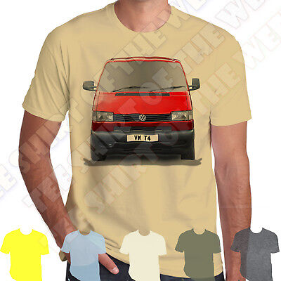 Vauxhall Firenza Droop Snoot Personalised plate option Mens T-shirt 7 colours