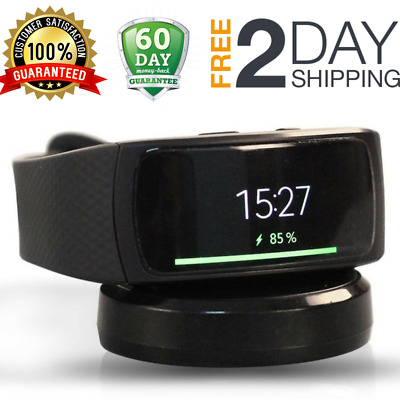 For SAMSUNG Gear Fit 2 II SM-R360 Charging Cradle Dock Charger EP-YB360 Best New
