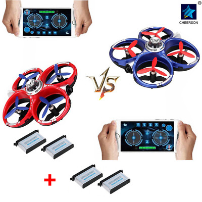 Cheerson CX-60 Air Dominator (2 Drones) Infrared Battle Mode - Android iOS