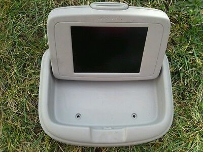 2002 Nissan Quest Dvd Screen Gray Oem