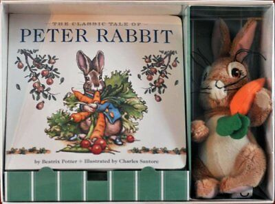 The Peter Rabbit Gift Set: Including a Board Book and Peter Rabbit Toy by...