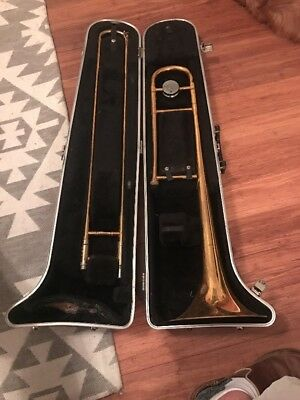 Conn Trombone- Check Pics For Condition