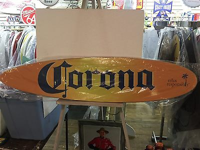 Corona Surfboard Decoration