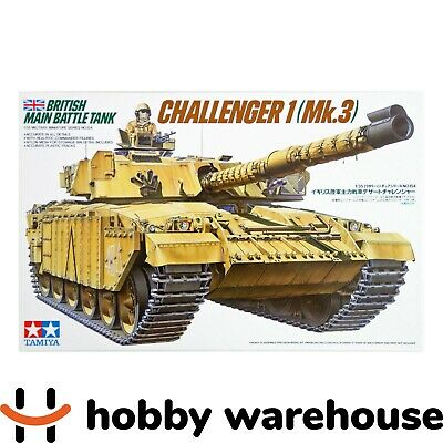 Tamiya 35154 1/35 British Main Battle Tank Challenger 1 (Mk.3) Model Kit