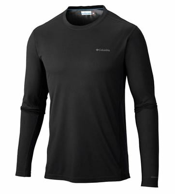 Columbia Men's Midweight II Omni-Heat Thermal Reflective Long Sleeve Top Shirt
