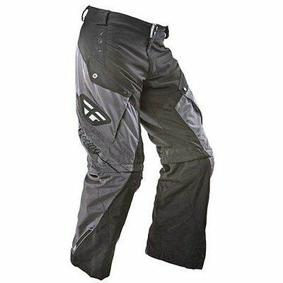 Fly Racing Patrol Pant Black/Grey adults