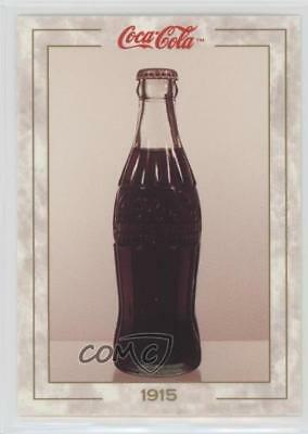 1993 Collect-A-Card Coca-Cola Collection Series 1 21 The Contour Bottle Card 0t2