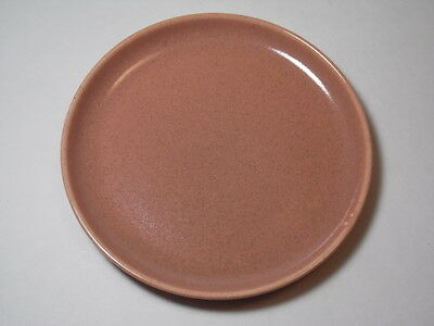1939 RUSSEL WRIGHT American Mid Century STEUBENVILLE CORAL BREAD & BUTTER PLATE