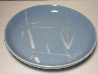 """Vintage California Winfield Blue Pacific China Made In Usa 7 1/2"""" Salad Plate"""