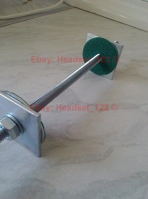 "Heavy Duty Bicycle Headset Press Tool - Cup Installation Tool 1"" To 1.5"""