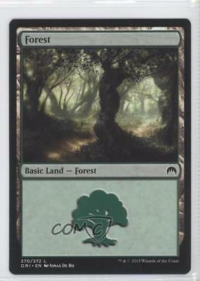 - Magic Origins 4 x Forest 270//272 Magic the Gathering MTG Basic Land
